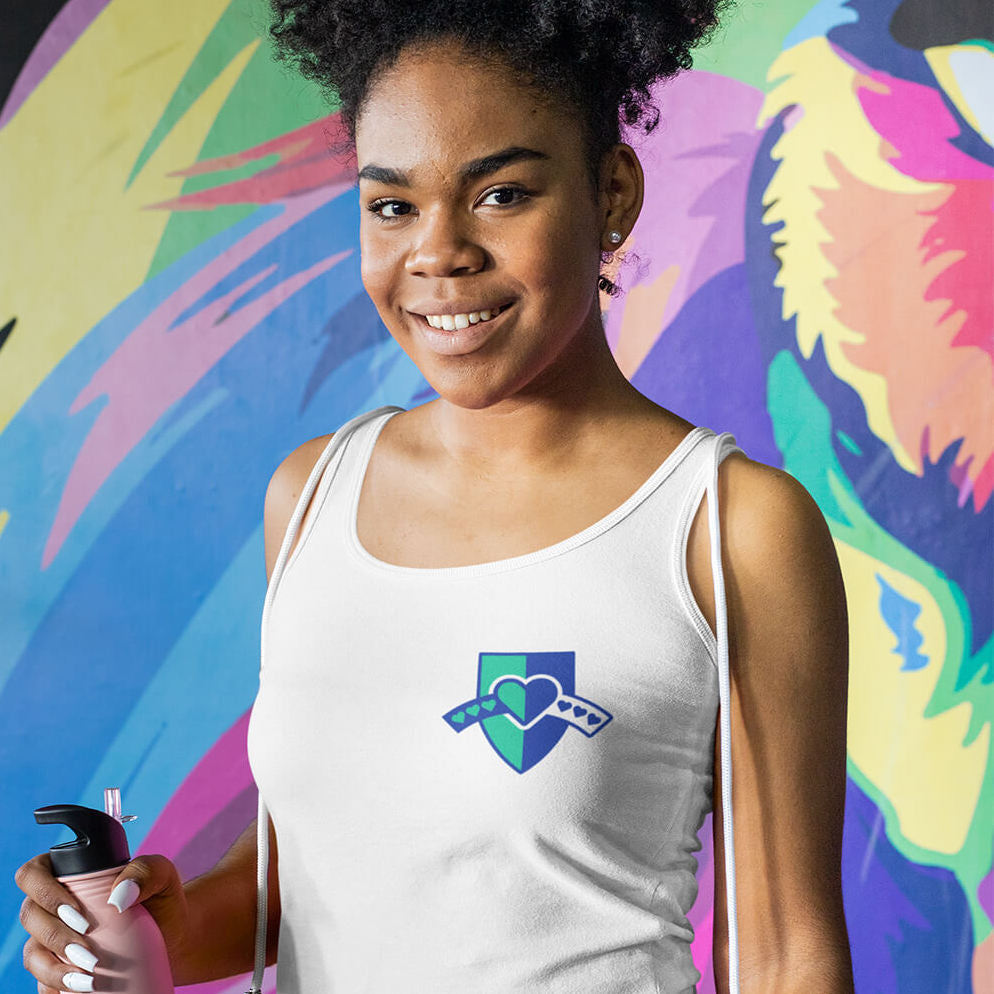 Healthy Geek Academy Tank Top