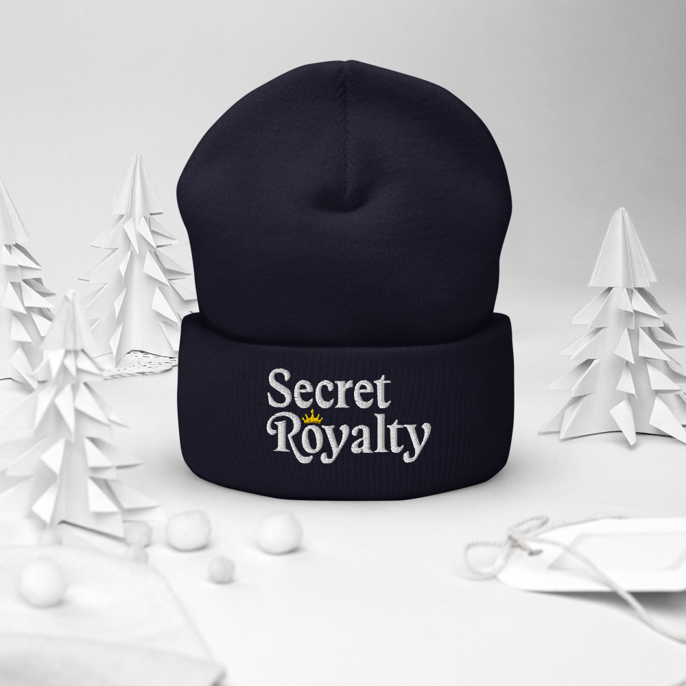 Holiday Trope – Secret Royalty Beanie