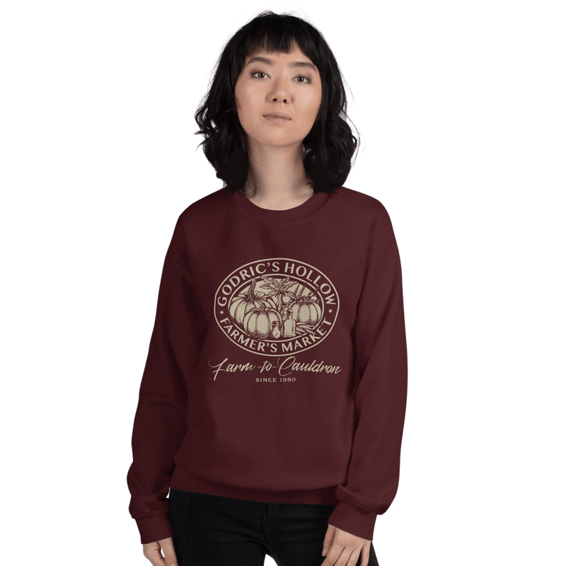 Godric's Hollow Farmer's Market Sweatshirt