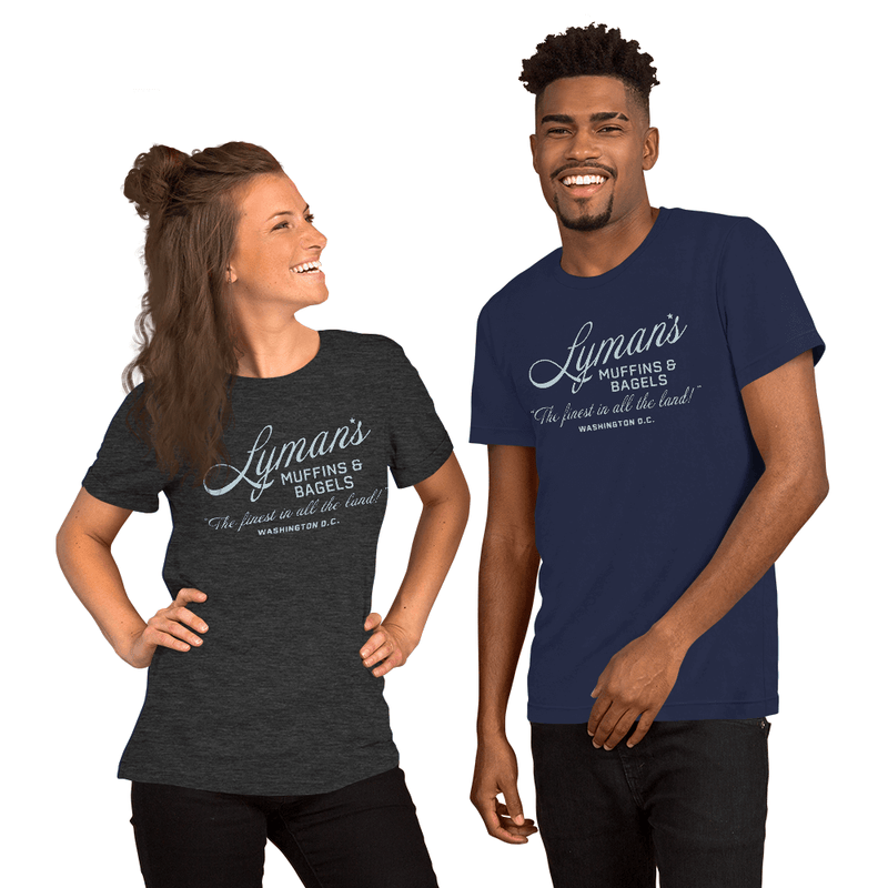 Lyman's Muffins and Bagels T-Shirt