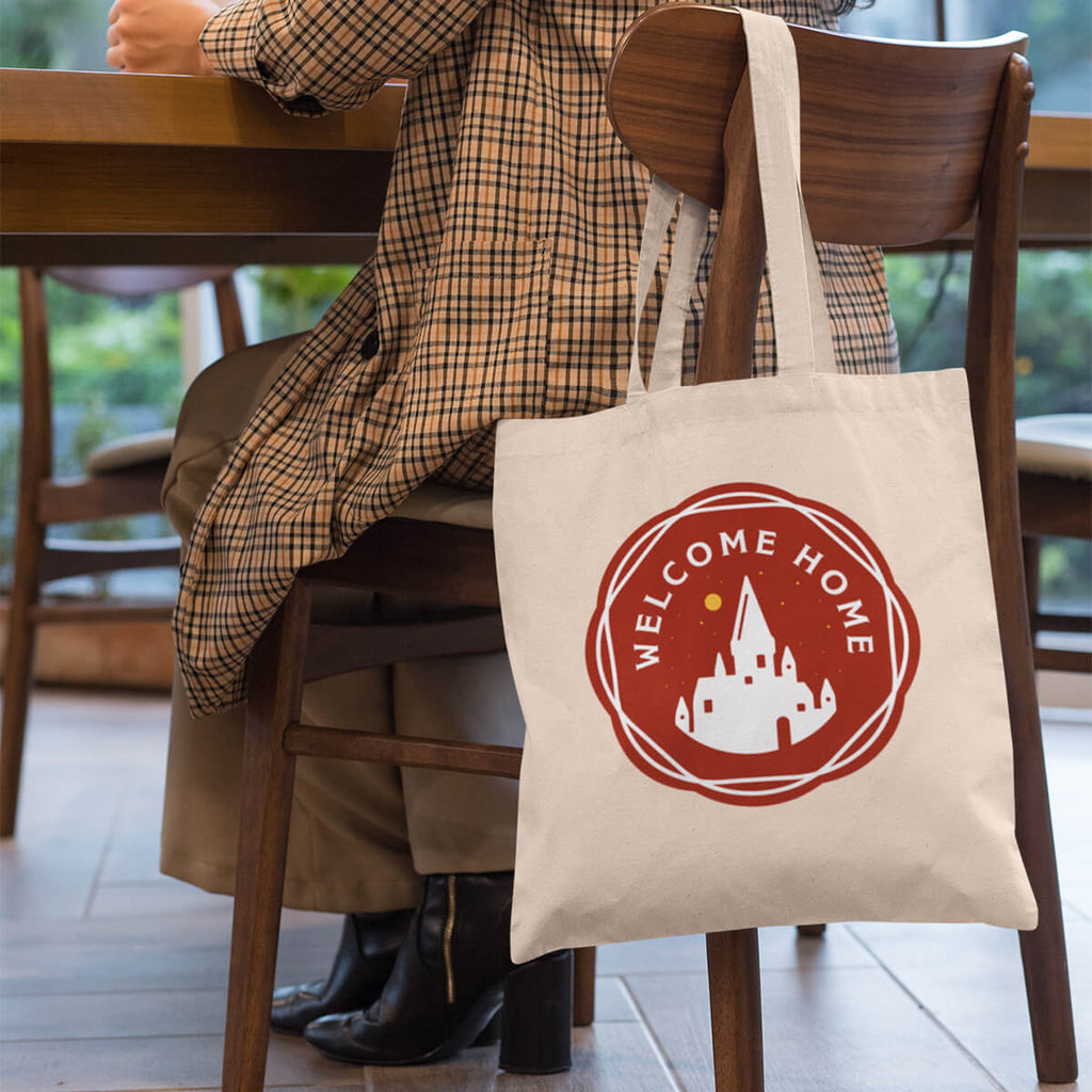 Welcome Home Tote Bag