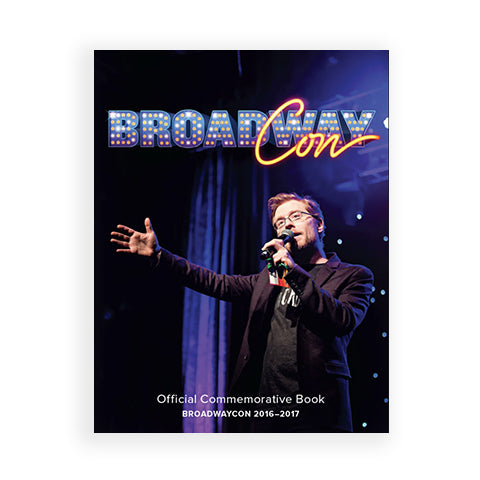 BroadwayCon 2016-2017 Commemorative Book