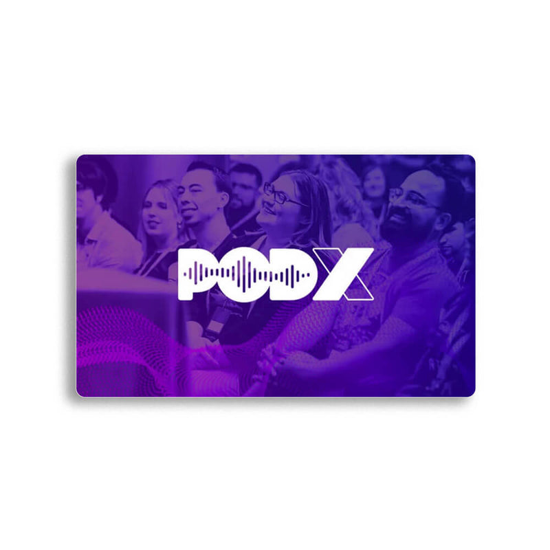 PodX Digital Pass