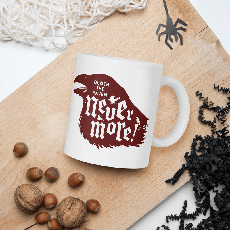 Quoth the Raven Mug