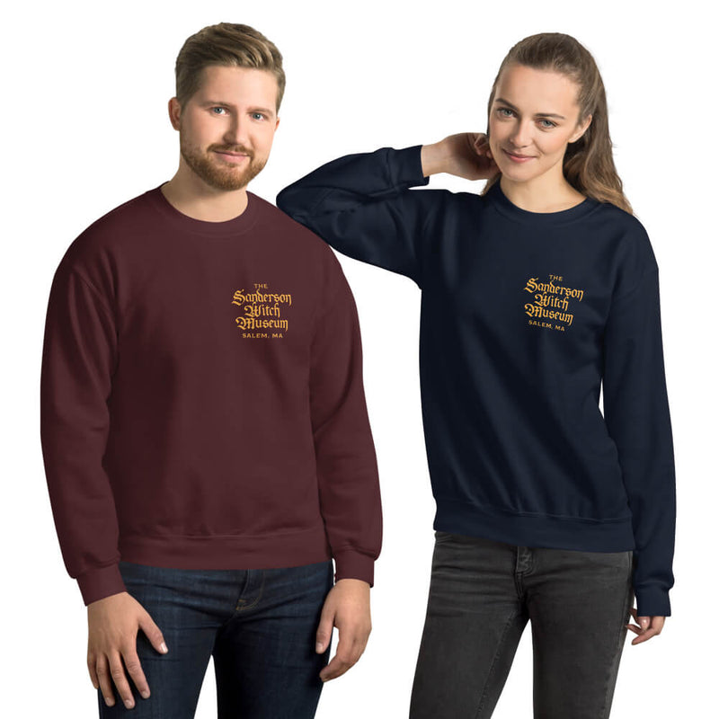 Sanderson Witch Museum Sweatshirt