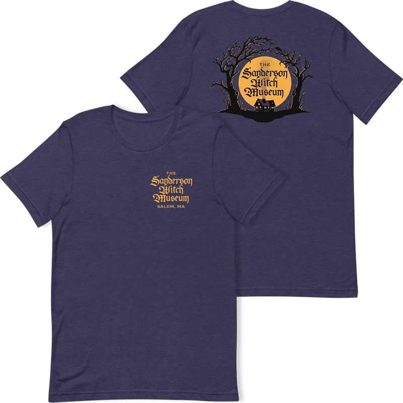 Sanderson Witch Museum T-shirt