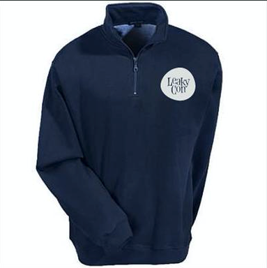 LeakyCon Quarter Zip Pullover