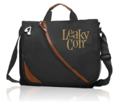 LeakyCon Messenger Bag