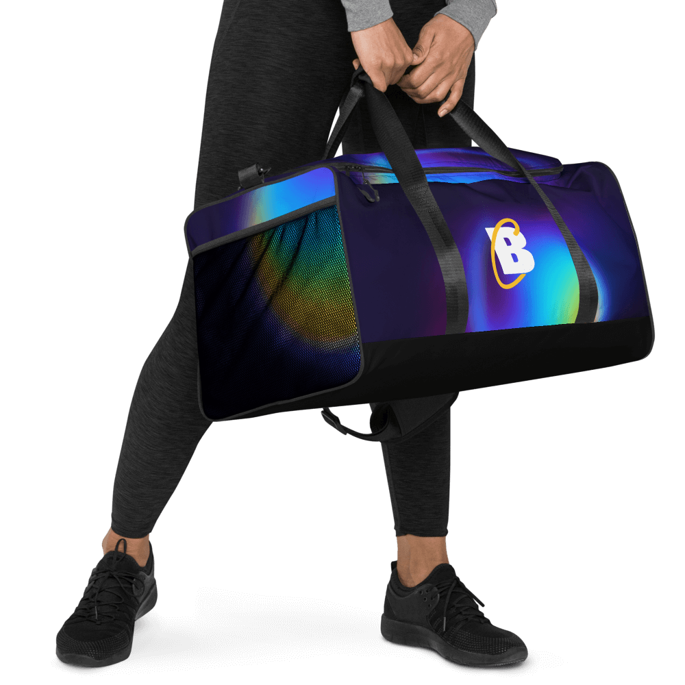 BroadwayCon 2021 Duffle Bag