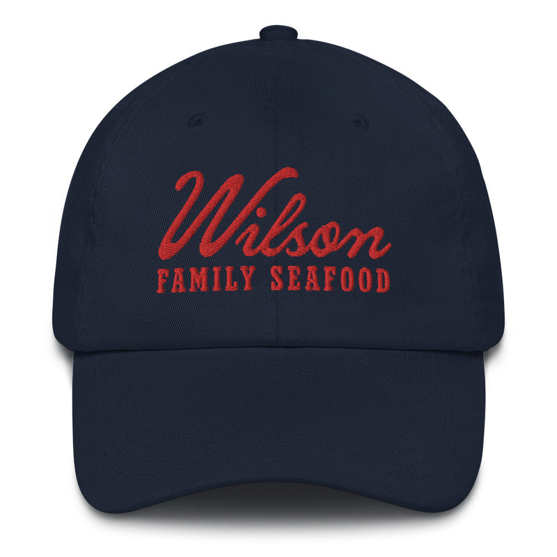 Wilson Family Seafood Dad Hat