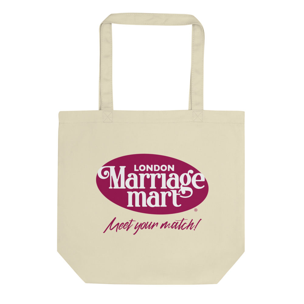 Marriage Mart Tote Bag