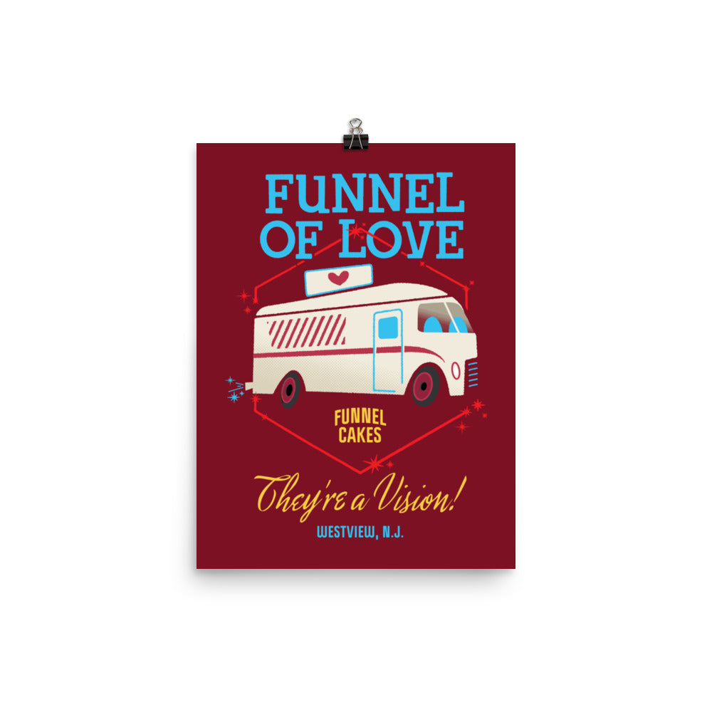 Funnel of Love Poster