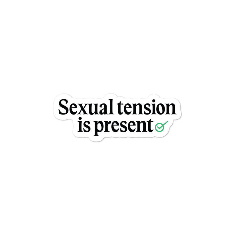 One True Trope – Sexual Tension