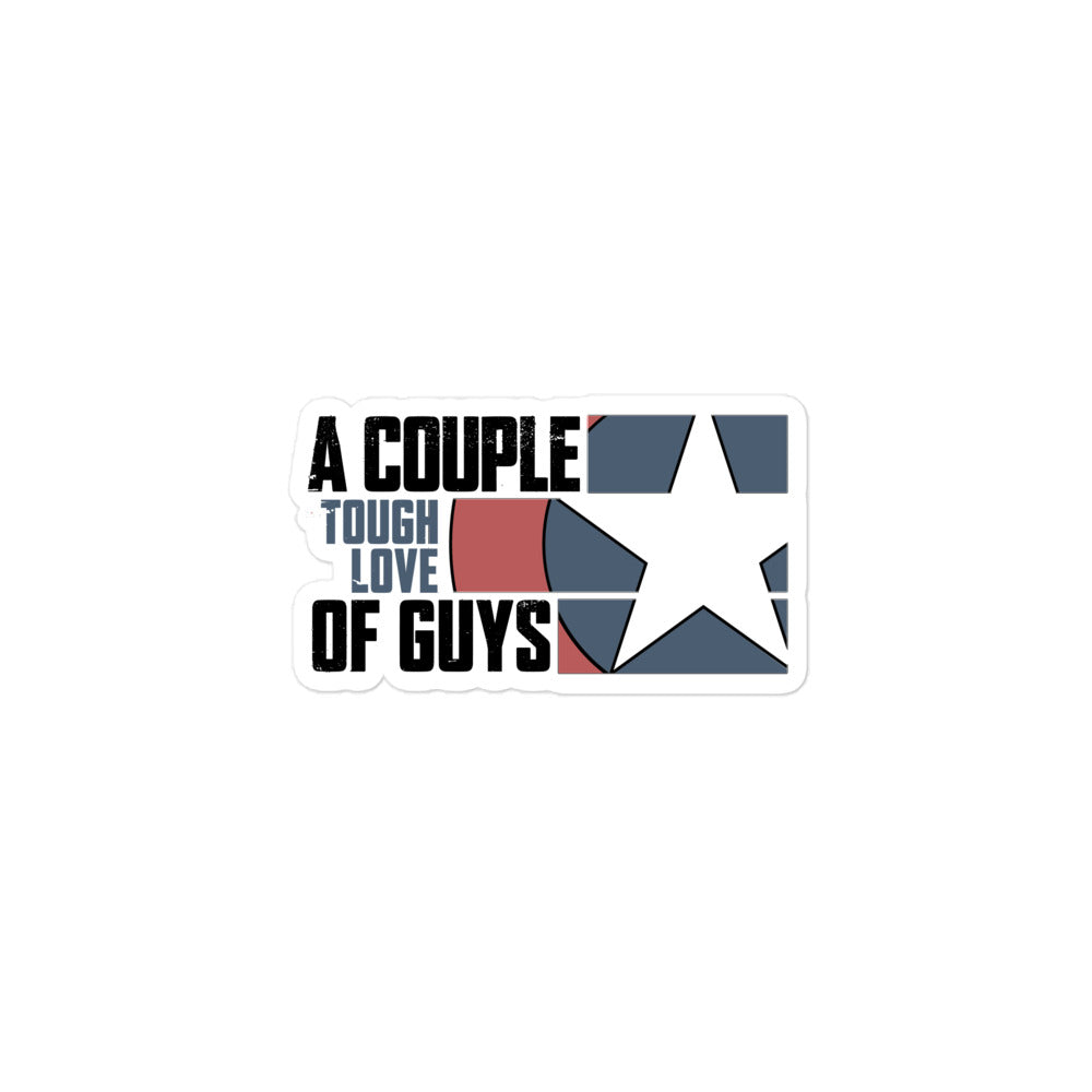 A Couple of Guys Stickers