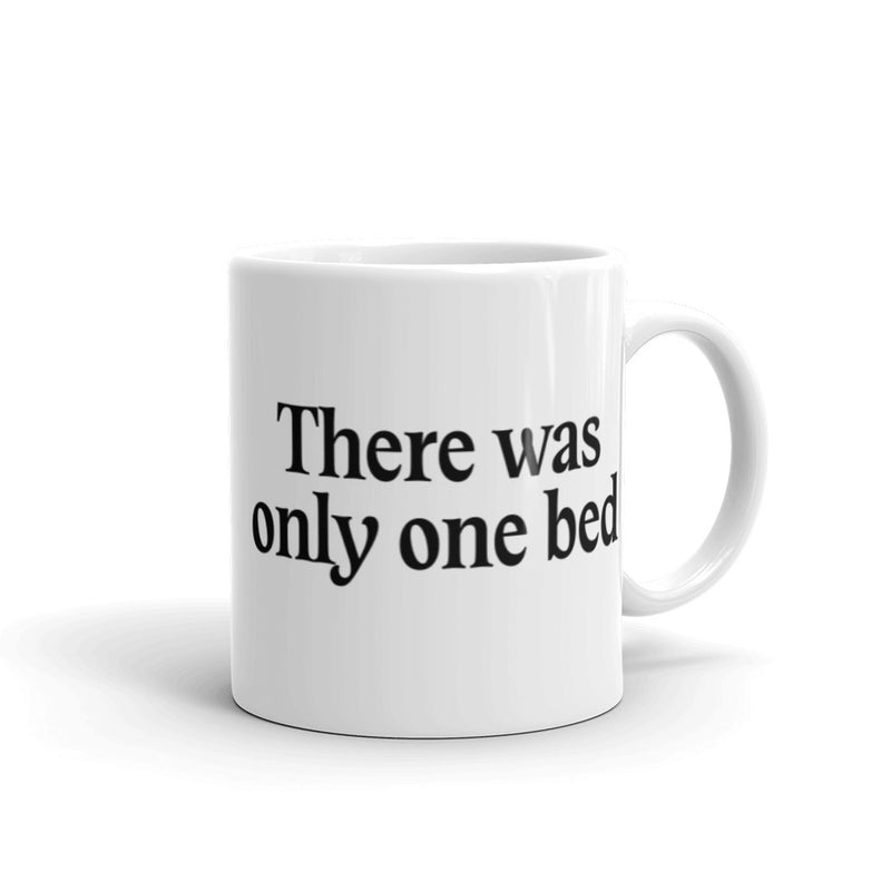 One True Trope - There Was Only One Bed Mug