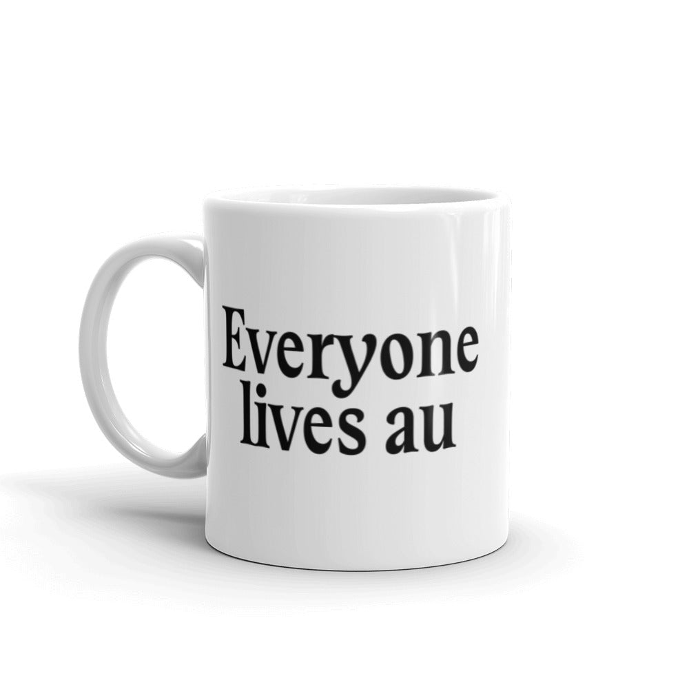 One True Trope - Everyone Lives AU Mug