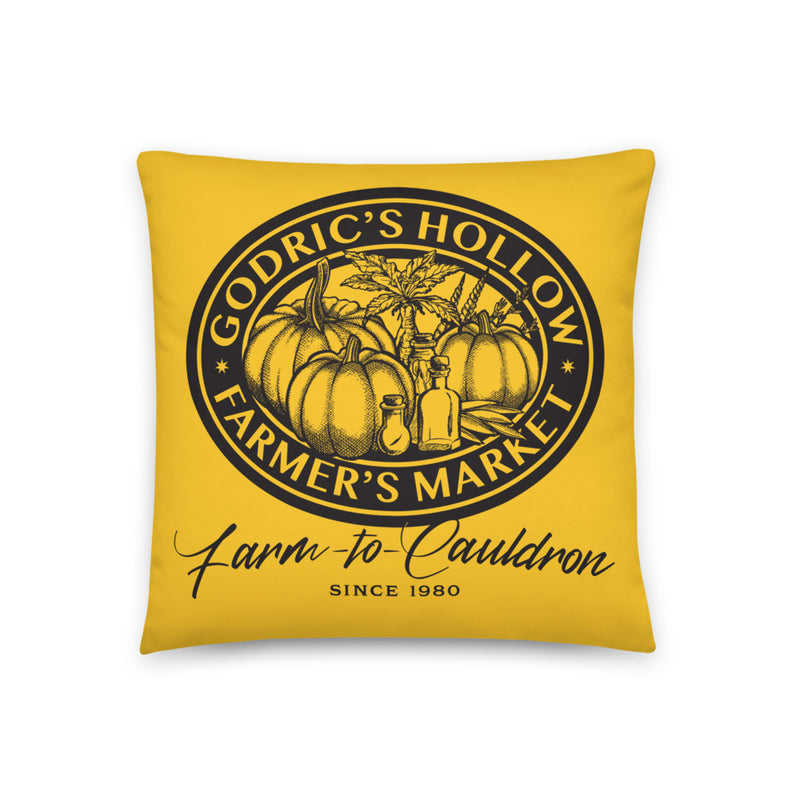 Godric's Hollow Farmer's Market Pillows