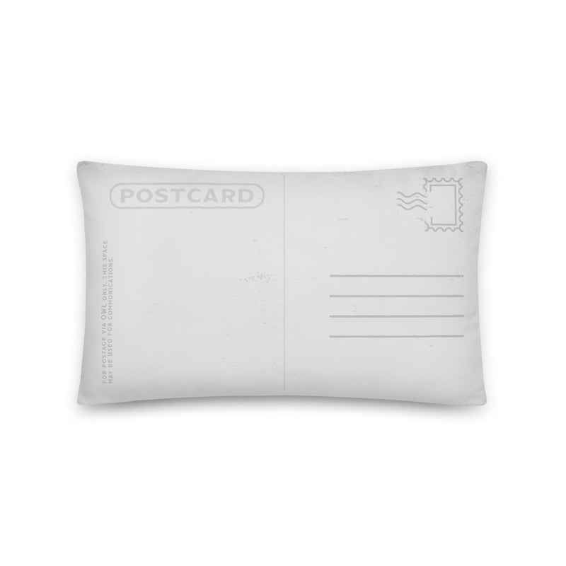 Correspondence by Owl Pillow