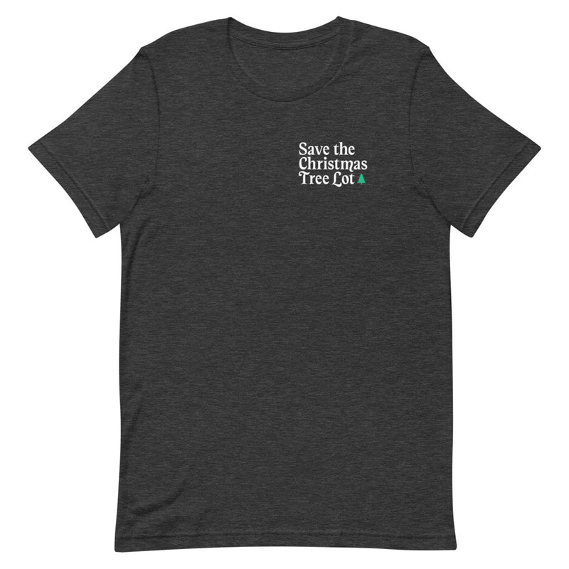 Holiday Trope – Save the Christmas Tree Lot Relaxed T-Shirt
