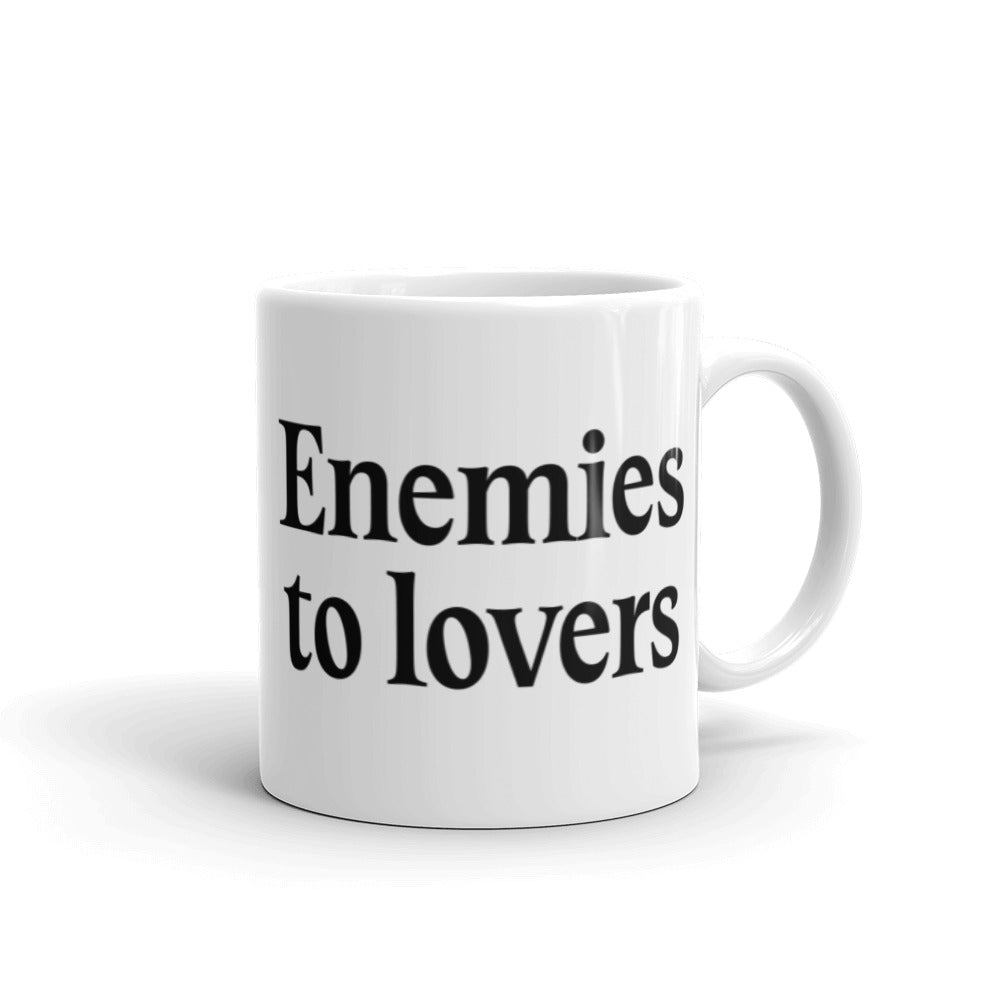One True Trope - Enemies to Lovers Mug