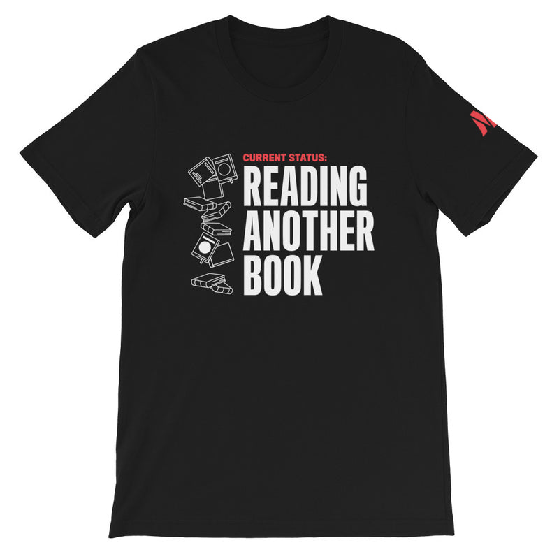 Reading Another Book T-Shirt