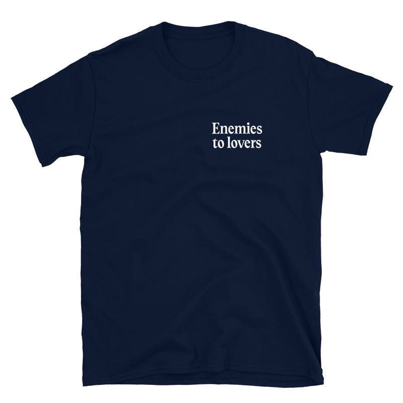 One True Trope - Enemies to Lovers T-Shirt