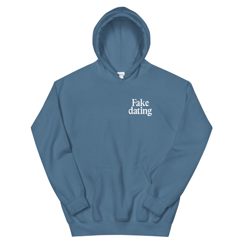 One True Trope - Fake Dating Hoodie