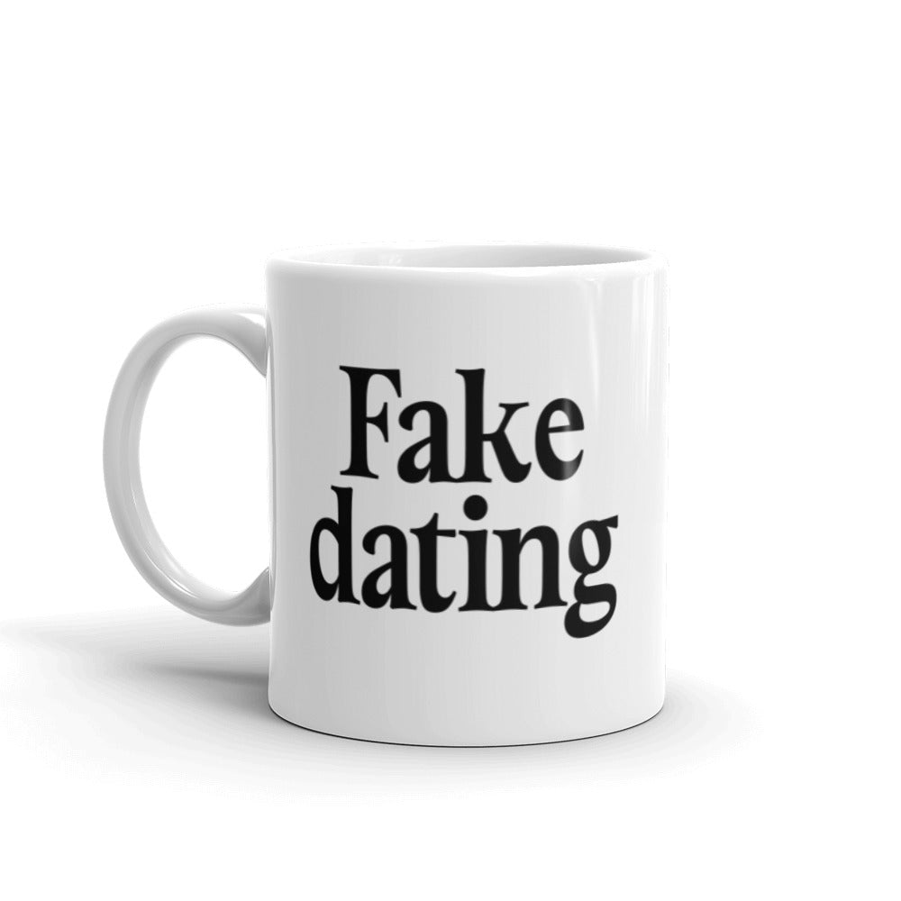 One True Trope - Fake Dating Mug
