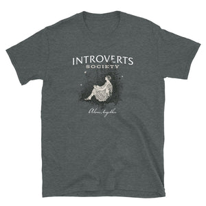 Introverts Society T-Shirt