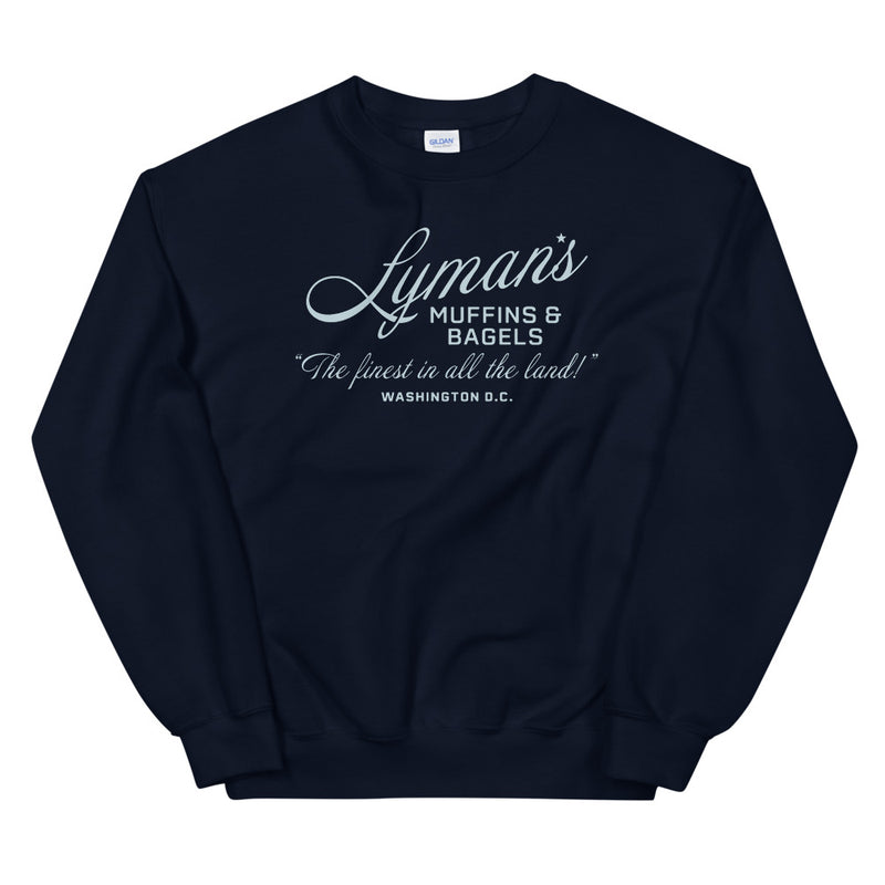 Lyman's Muffins and Bagels Sweatshirt