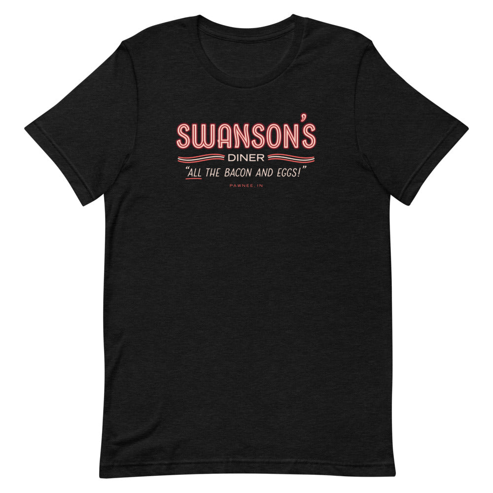 Swanson's Diner Relaxed T-Shirt