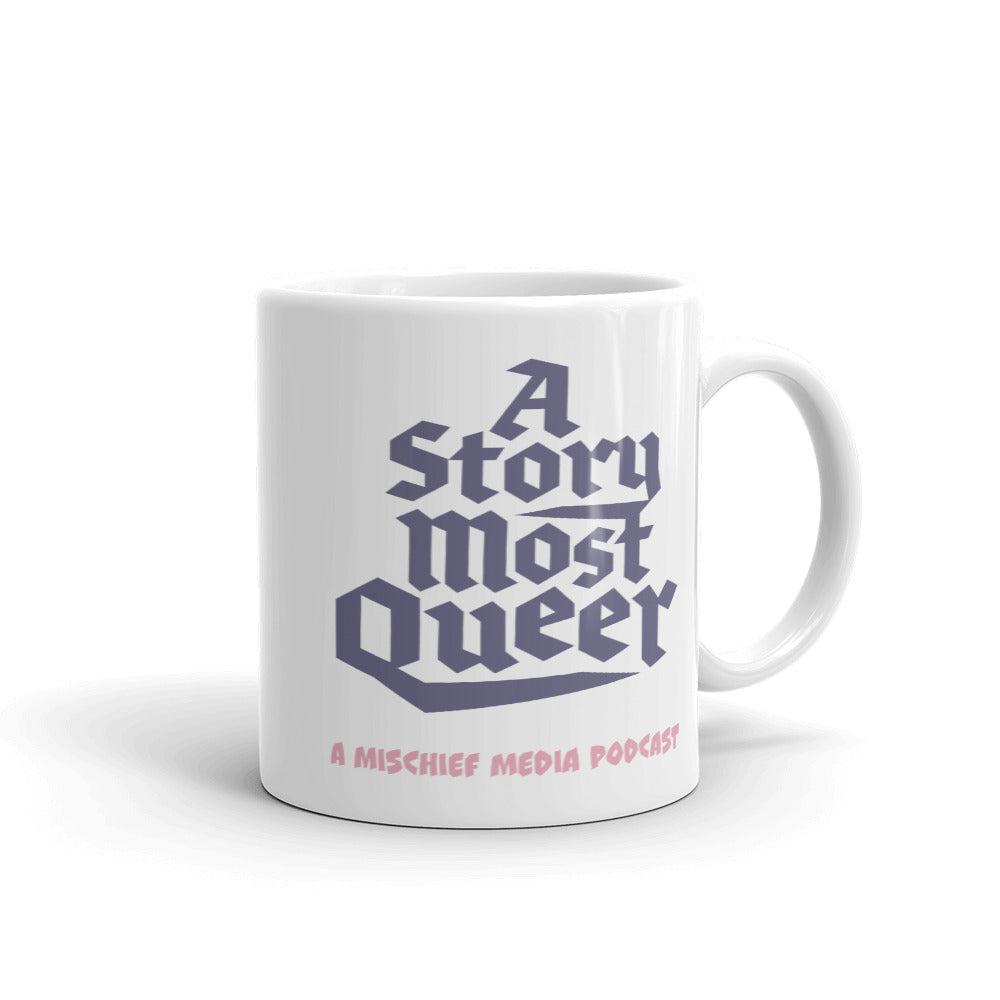 A Story Most Queer Mug