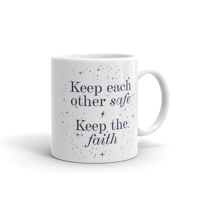 Keep the Faith Mug