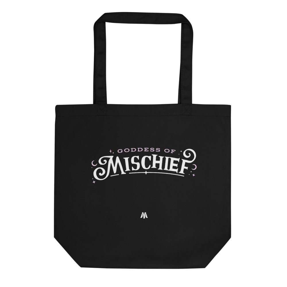 Goddess of Mischief Tote Bag