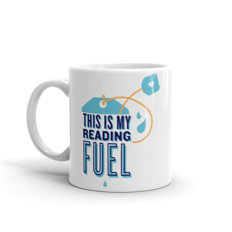This is My Reading Fuel Mug