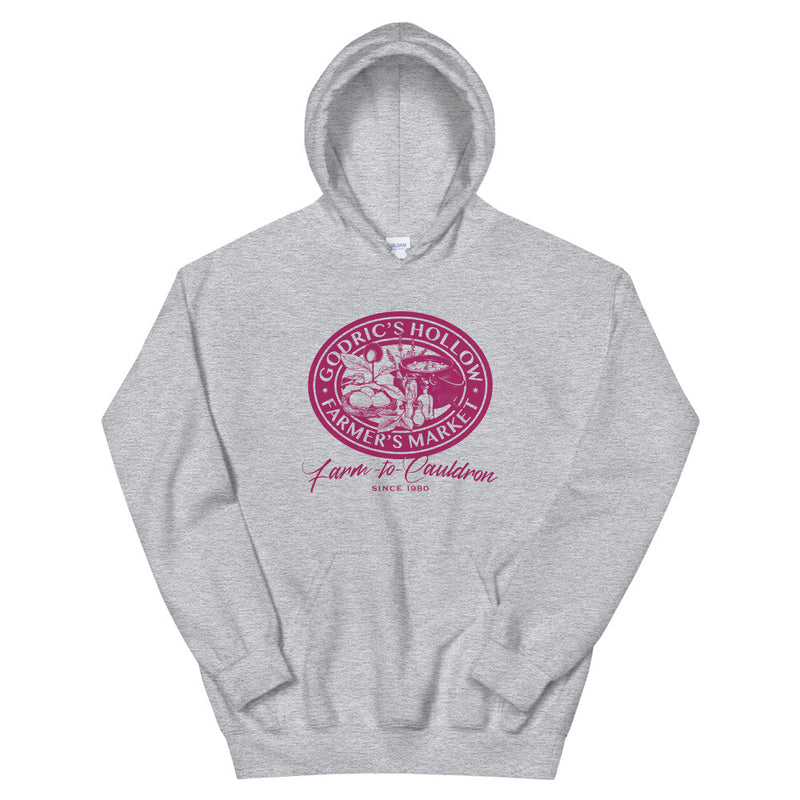Godric's Hollow Farmer's Market Hoodie