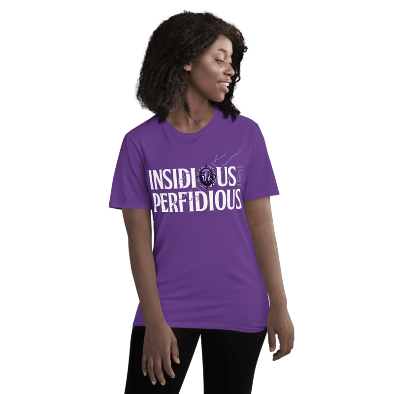Insidious Perfidious Relaxed T-Shirt