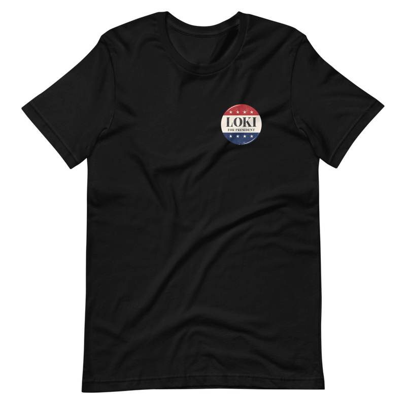 Vote Loki Relaxed T-Shirt