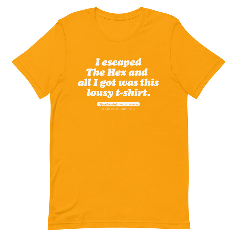 I Escaped The Hex Relaxed T-Shirt