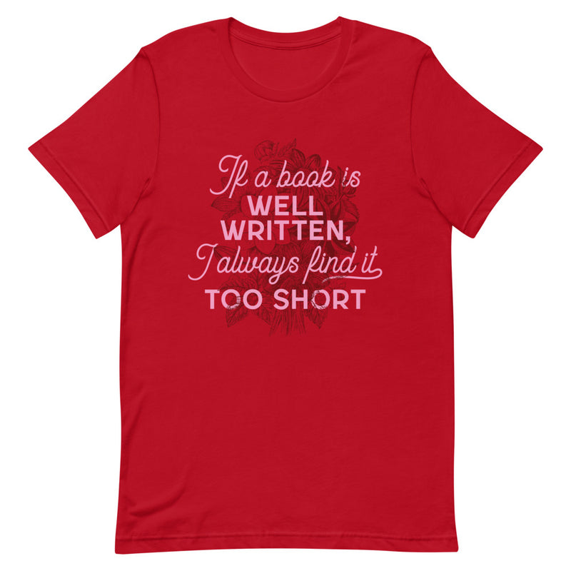 Well Written Relaxed T-Shirt