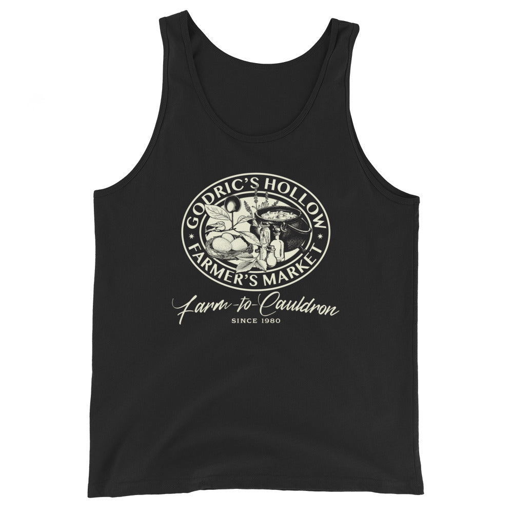 Godric's Hollow Farmer's Market Tank Top (Dark)