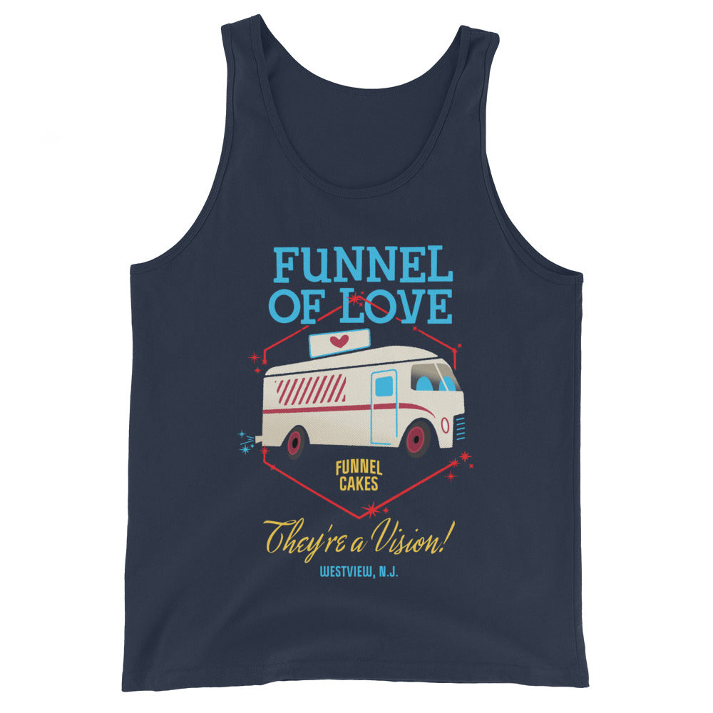 Funnel of Love Tank Top