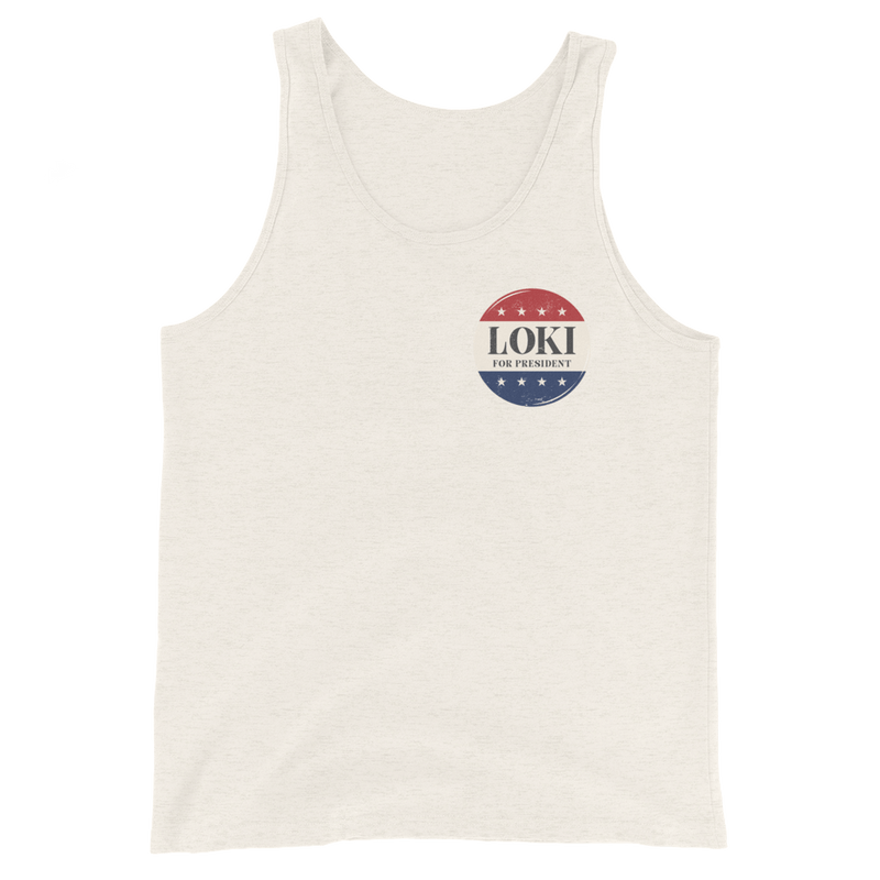 Vote Loki Tank Top