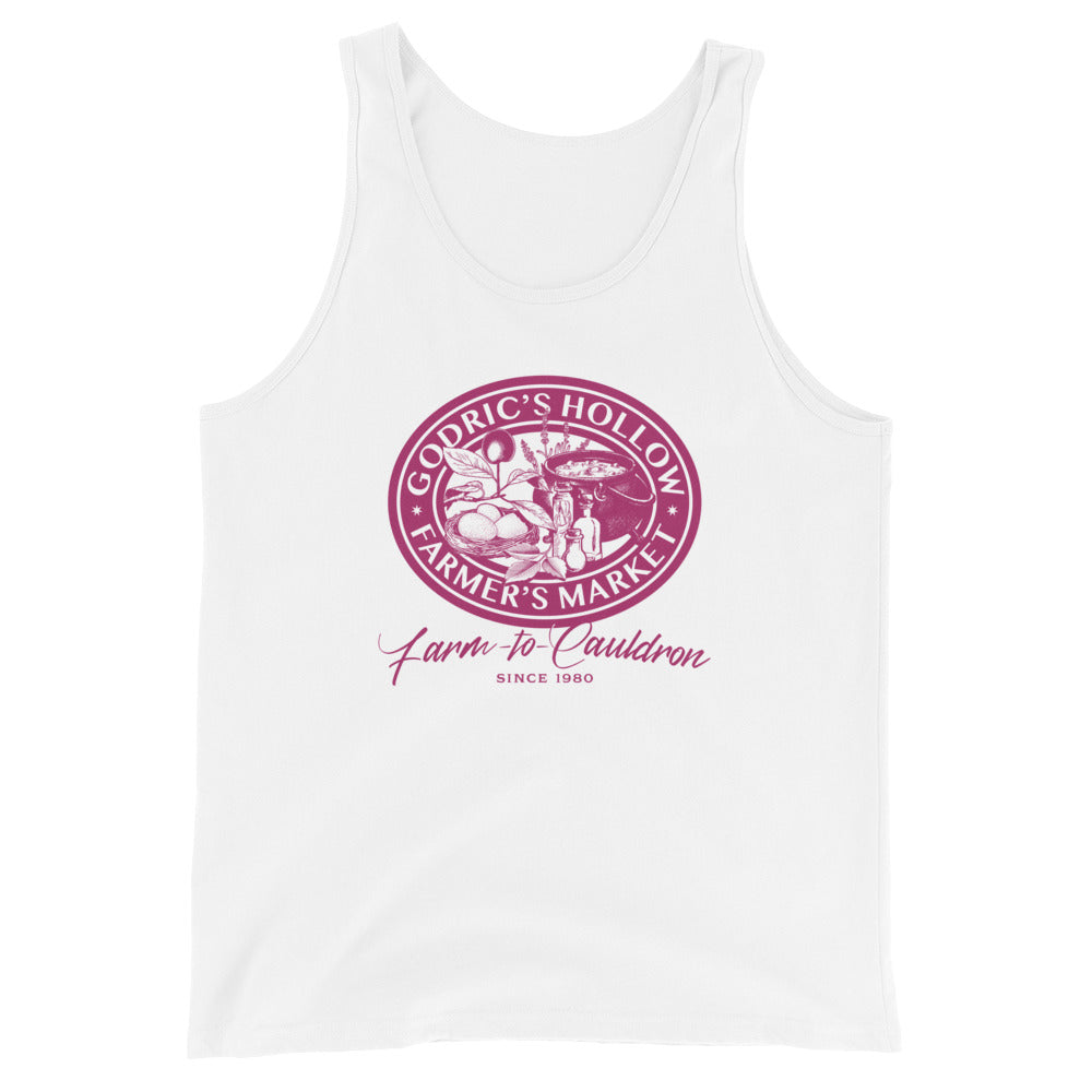 Godric's Hollow Spring Market Tank Top (Light)