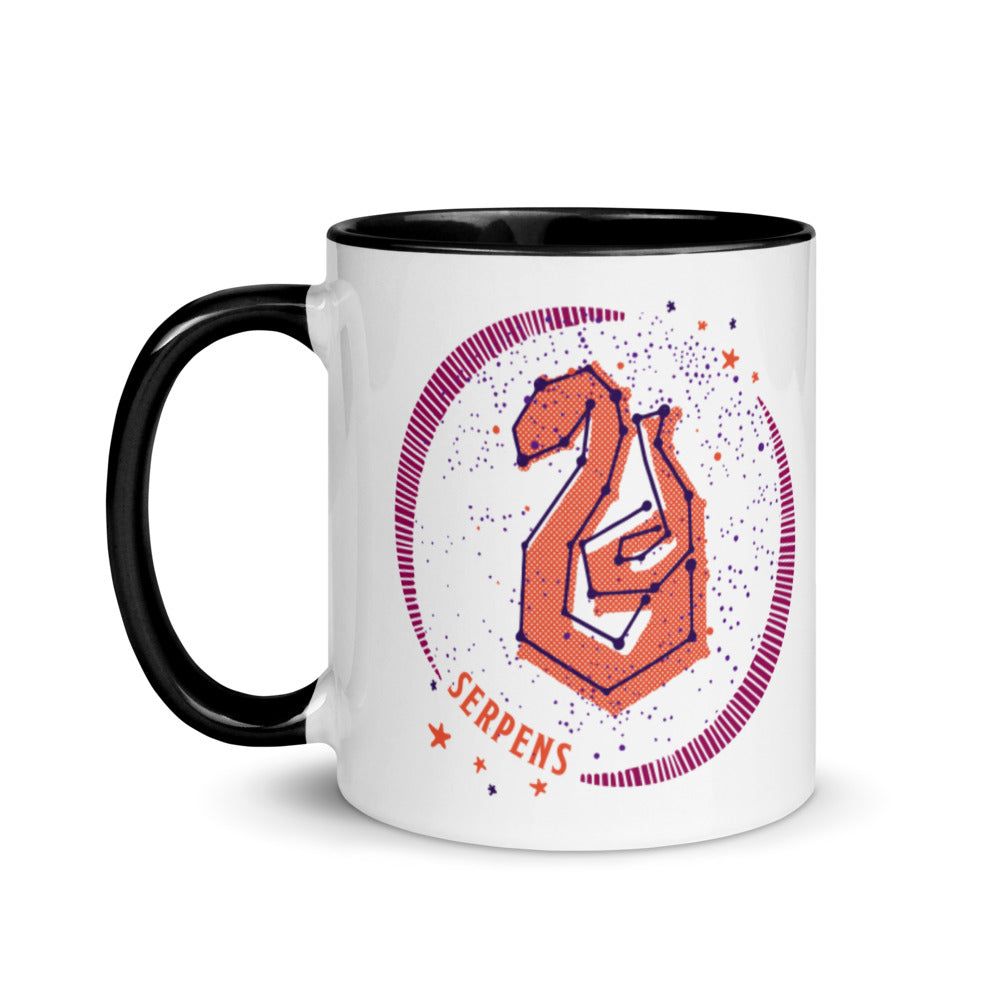 House Astrology Mug – Serpens