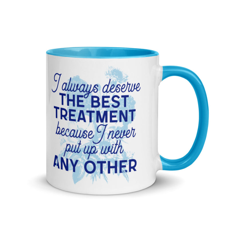 The Best Treatment Mug