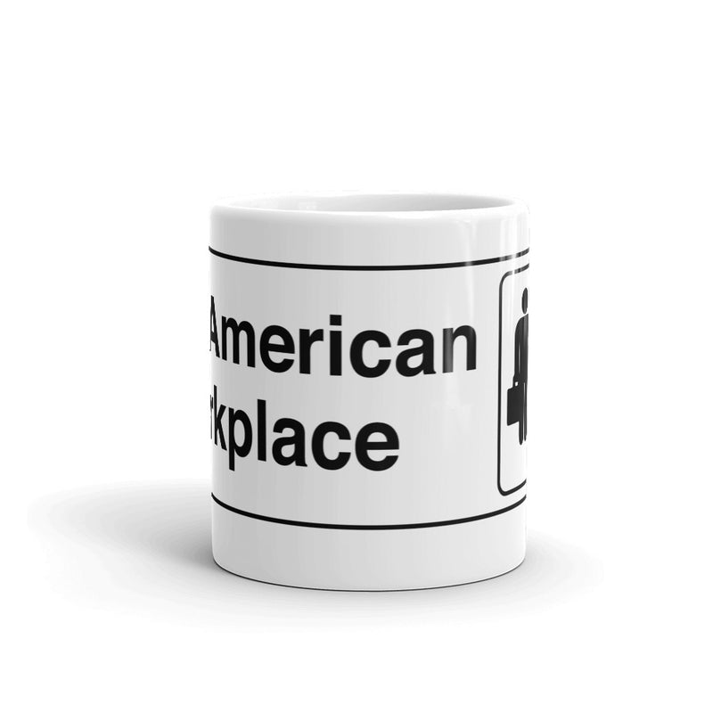 An American Workplace Mug