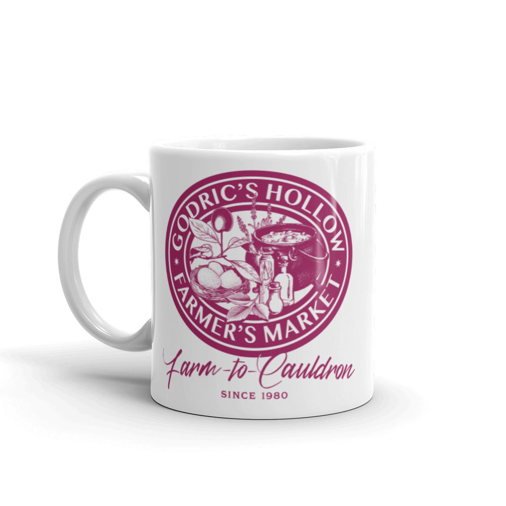 Godric's Hollow Farmer's Market Mug