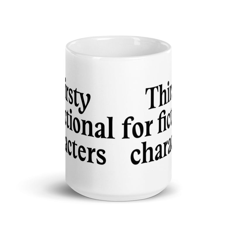 One True Trope – Thirsty for Fictional Characters Mug