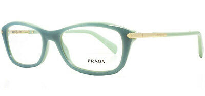 Prada Two Tone Green VPR 04P TKQ-101